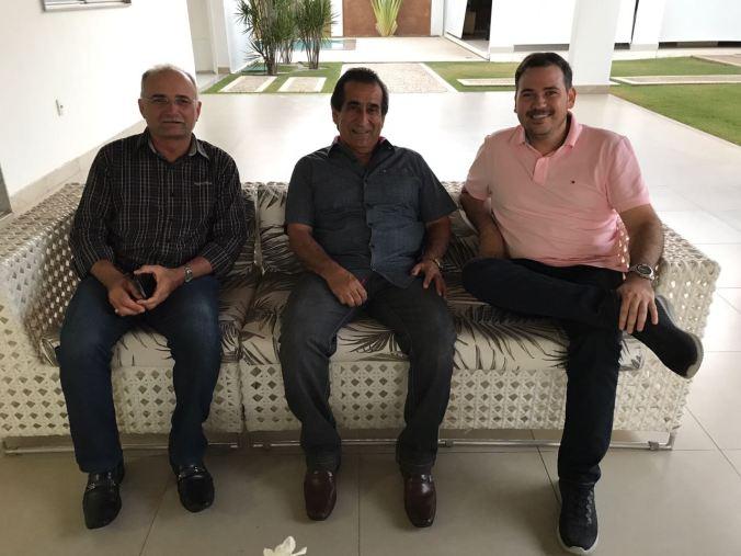 Município de José da Penha_Pref. Dr Raimundinho e Vice Júnior Jácome