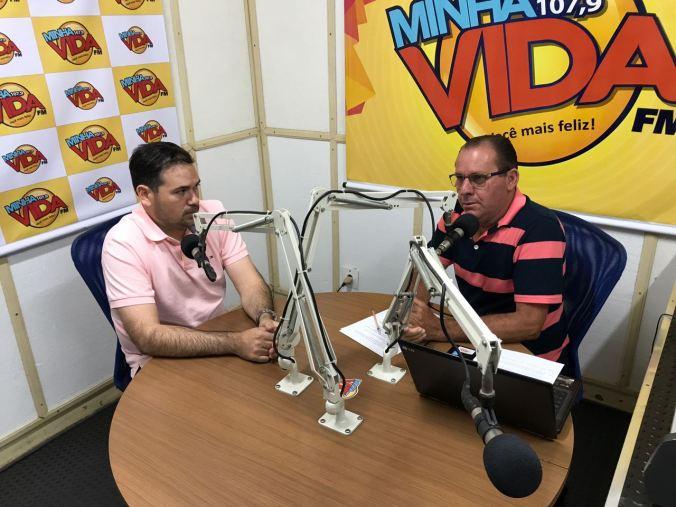 Município de Martins_ Rádio Minha Vida FM_ José Nilson