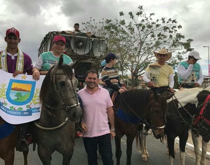 Desfile do Agricultor - São Vicente